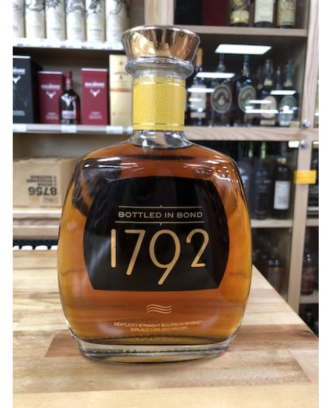 1792 Bottled In Bond Bourbon 750ml