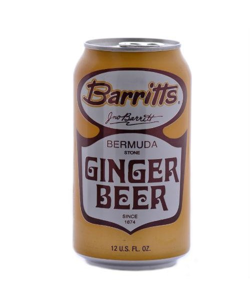Barritt's Ginger 4pk