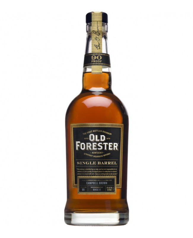 Old Forester Single Barrel Select Bourbon 750ml