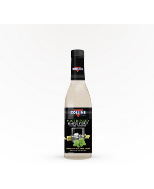 Collin Mint Simple Syrup 375ml