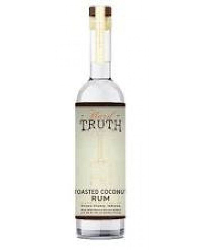 Hard Truth Toasted Coconut Rum 750ml