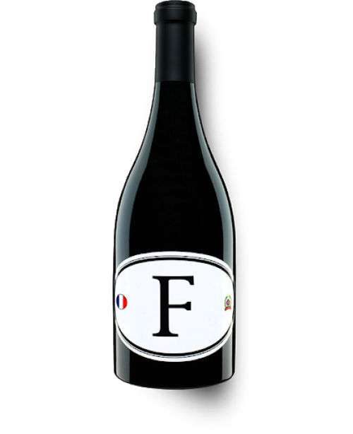 Locations F 5 Red Wine 750ml