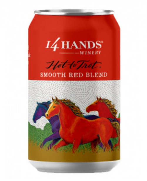 14 Hands Hot to Trot 375ml