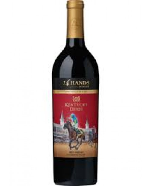14 Hands Red KY Derby 750ml