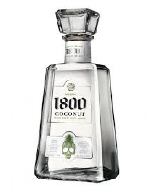 1800 Cconut Tequila 750ml