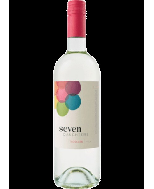 7 Daughters Moscato 750ml