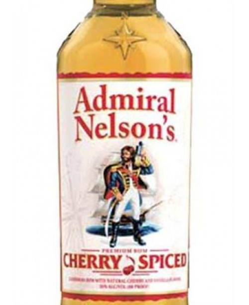 Adm Nelson Rum Cherry Sp 750ml