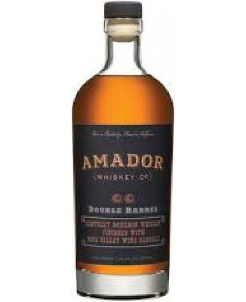 Amador Wsky Double Barrel750ml