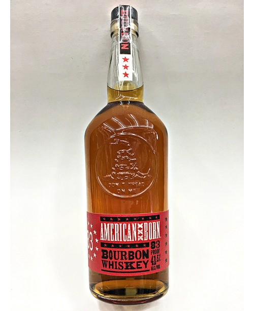 American Born Bourbon 750ml