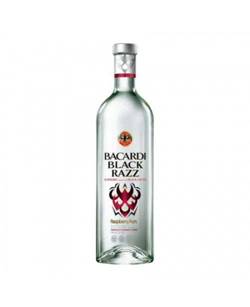 Bacardi Rum Black Razz 200ml