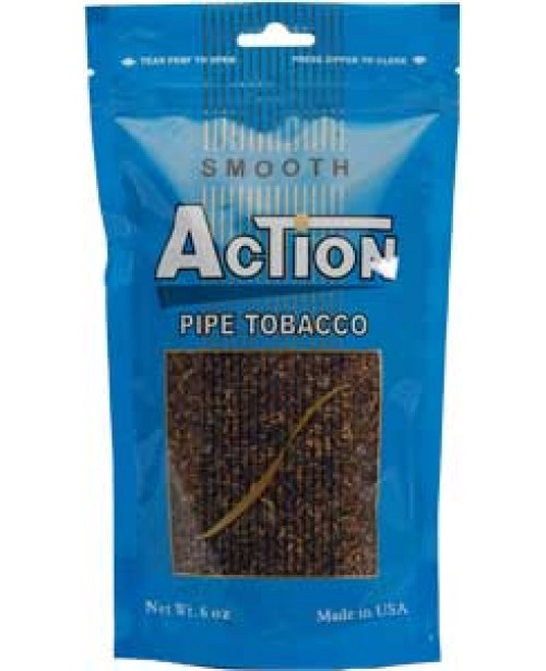 Action Smooth Pipe Tob 6oz
