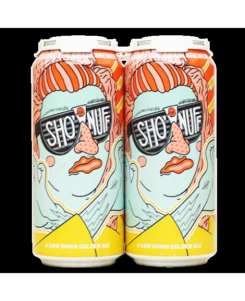 Against the Grain Sho'nuff 4pk