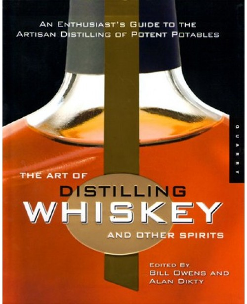 Art of Distilling Whiskey and