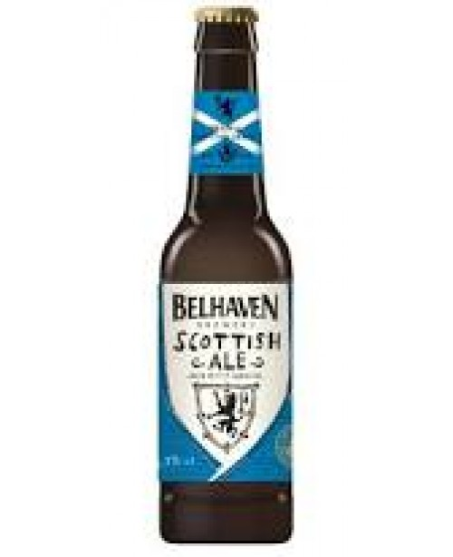 Belhaven Scottish Ale 12oz