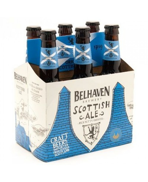 Belhaven Scottish Ale 6pk
