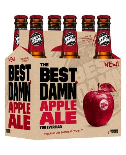 Best Damn Apple Ale 6pk