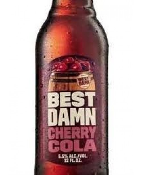 Best Damn Cherry Cola 12oz