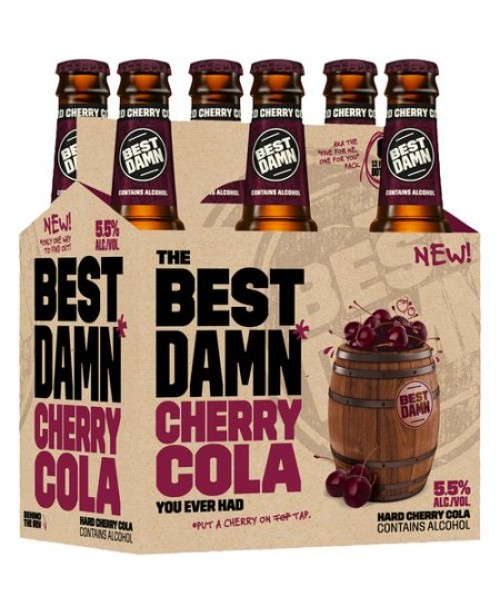 Best Damn Cherry Cola 6pk
