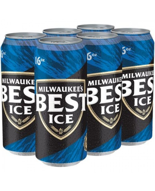 Best Ice 6pk can
