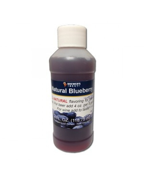 Blueberry Flavor Extracrt 4oz