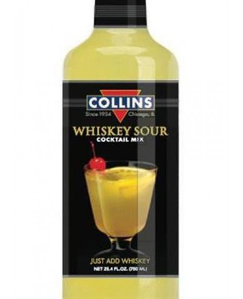 Collins Whiskey Sour 750ml