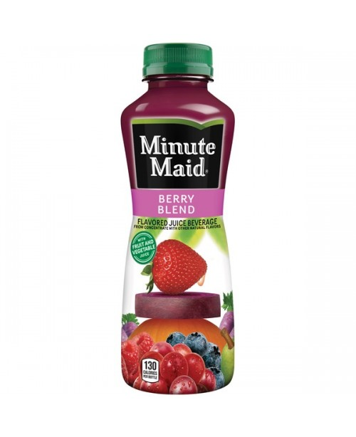 Minute Maid Berry Blend 16oz